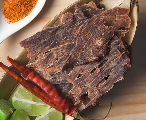 how to cook carne seca